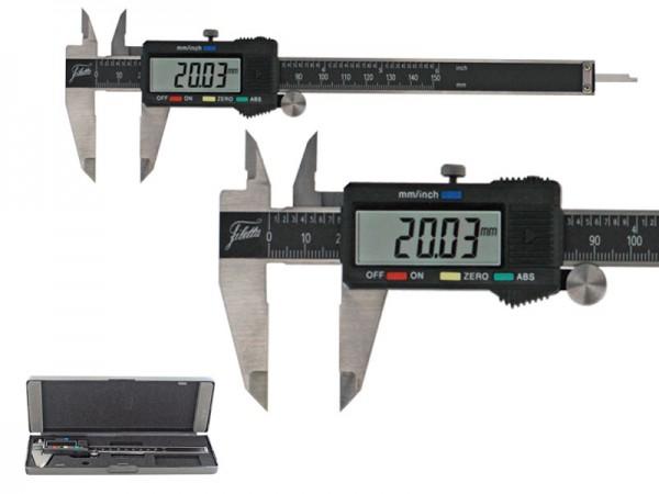 Absolutní digitální posuvné měřítko 0-200/0,01 mm