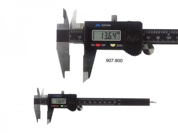 Digitální posuvné měřítko IP54 0-200