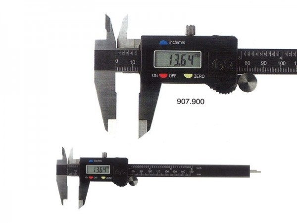 Digitální posuvné měřítko IP54 0-300