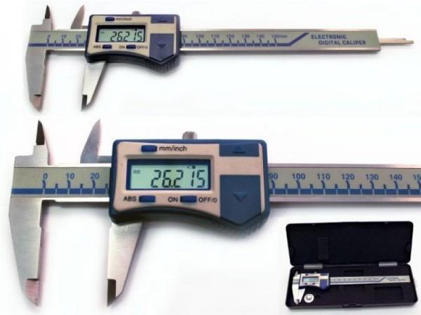 Digital caliper 0-150/0.005 mm