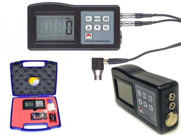 Digital Thickness gauge Ultrasonic 1,2-200 mm