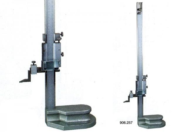 Výškoměr s lupou 500/0,02 mm