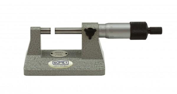 Stojánkový mikrometr 0 - 25 mm