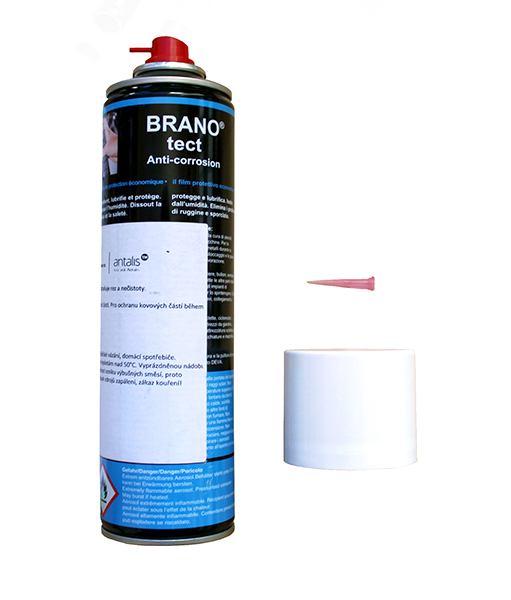 Anti Corrosion Spray BRANOtect AIII