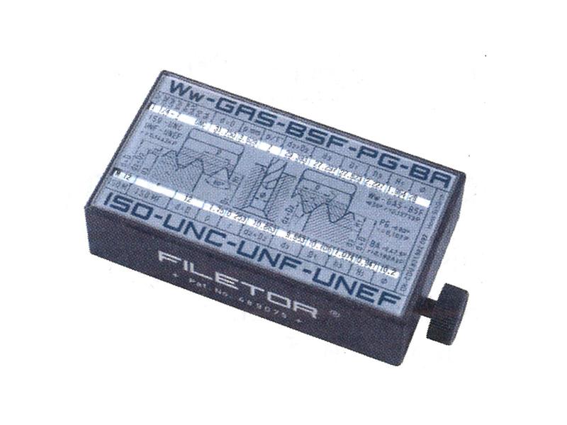 Tabulka závitů - Metrické, Ww, Gas, BSF, Pg, BA, UNC, UNF, UNEF
