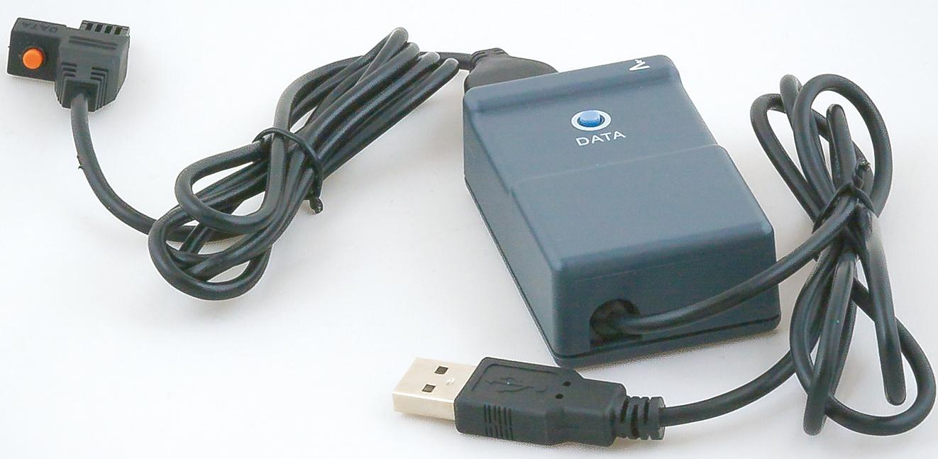 Digimatic USB rozhraní pro digitální měřidla s výstupem dat
