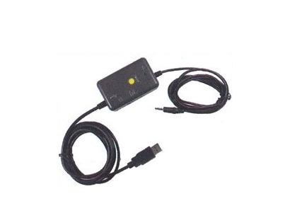 USB konektor výstup dat