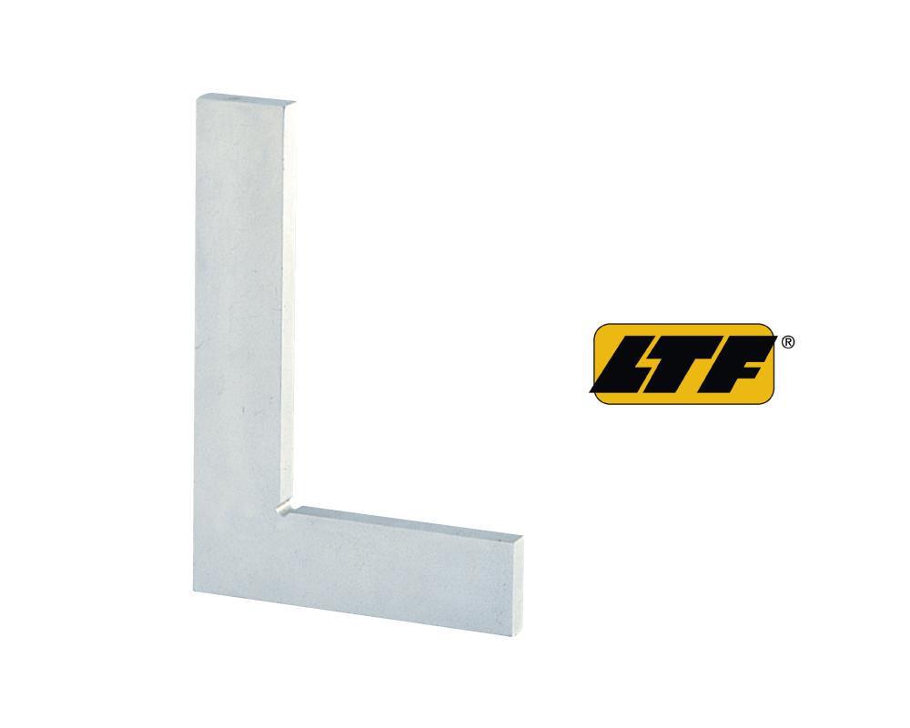 90° Úhelník z uhlíkové oceli 400x200 mm DIN 875/2