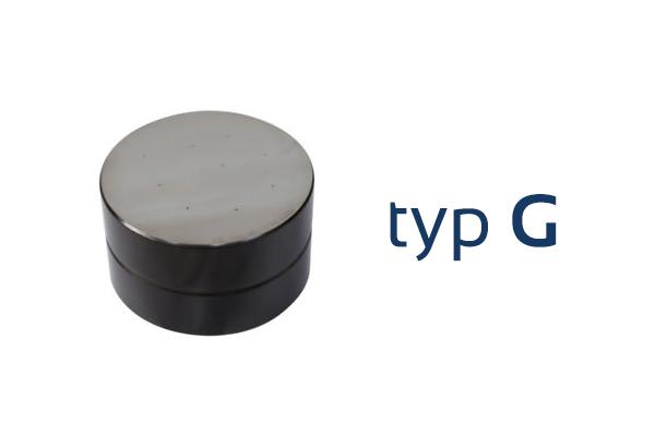 Hardness Testblock - type G / 5,5 Kg