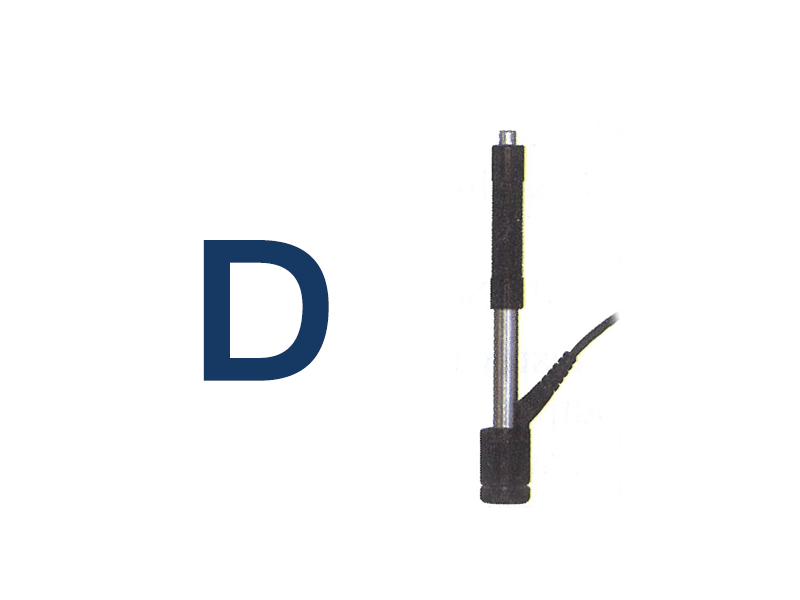 Externí nárazový modul D (pro tvrdoměr 909.470)