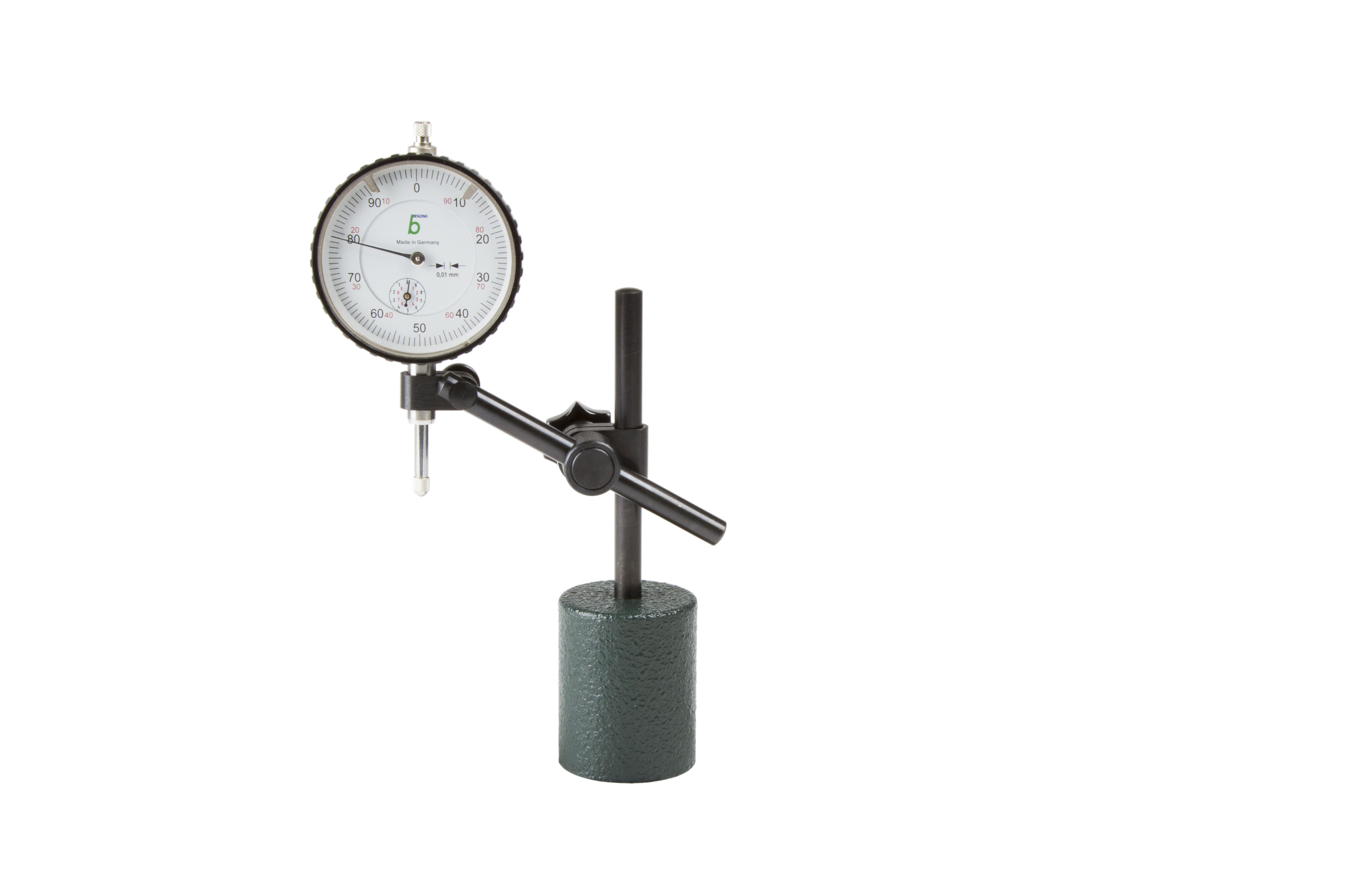 Magnetický stojánek MA-P 40 pro číselníkové úchylkoměry