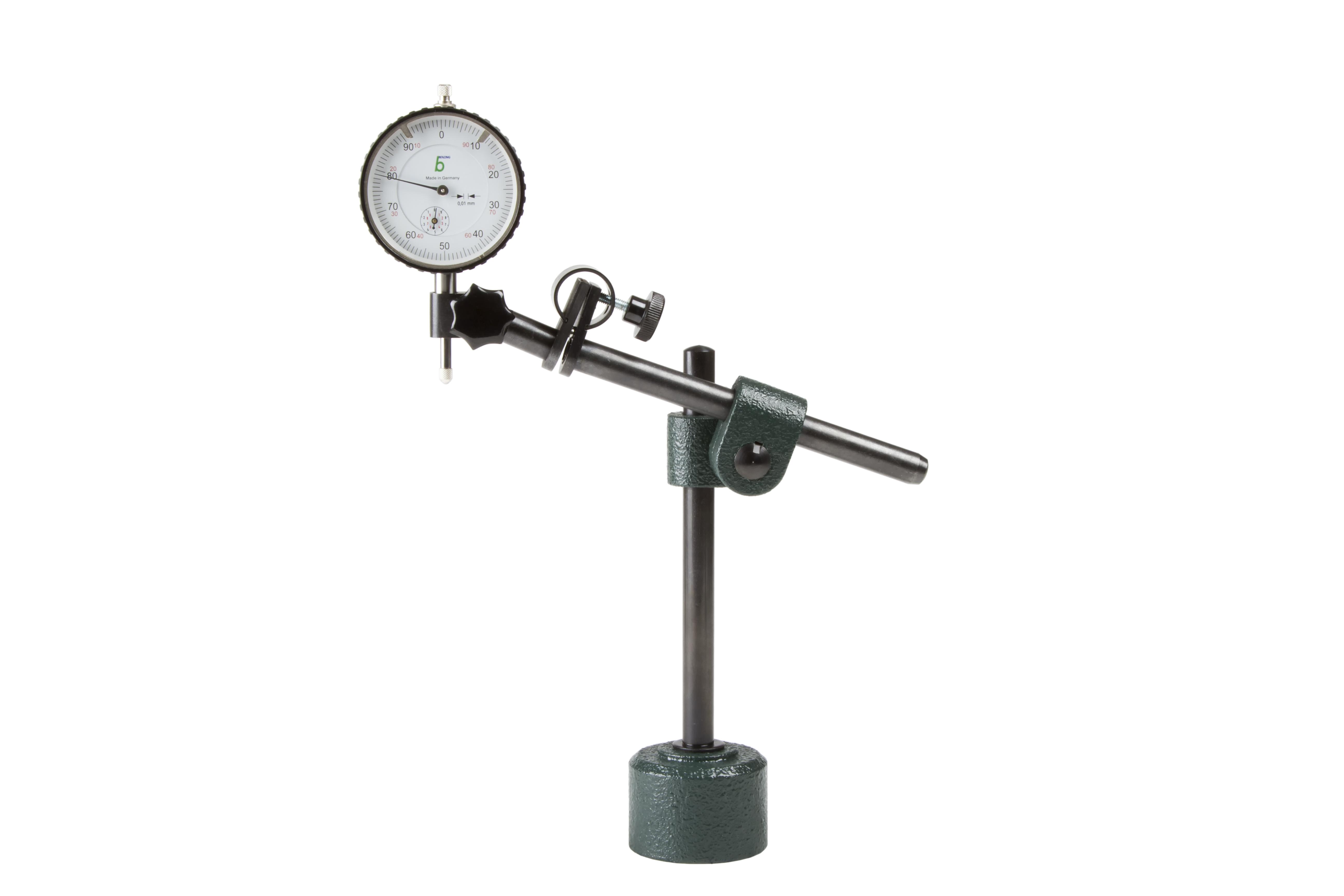 Magnetický stojánek MA-P 55 pro číselníkové úchylkoměry