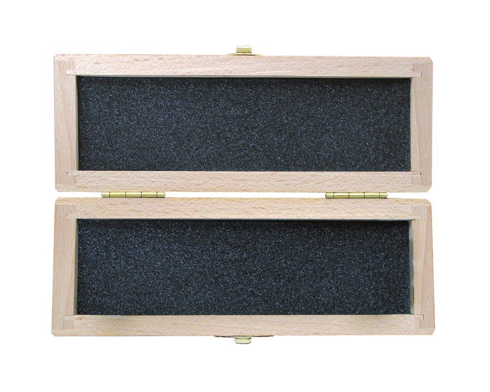 Wooden box for sine bar 100 mm