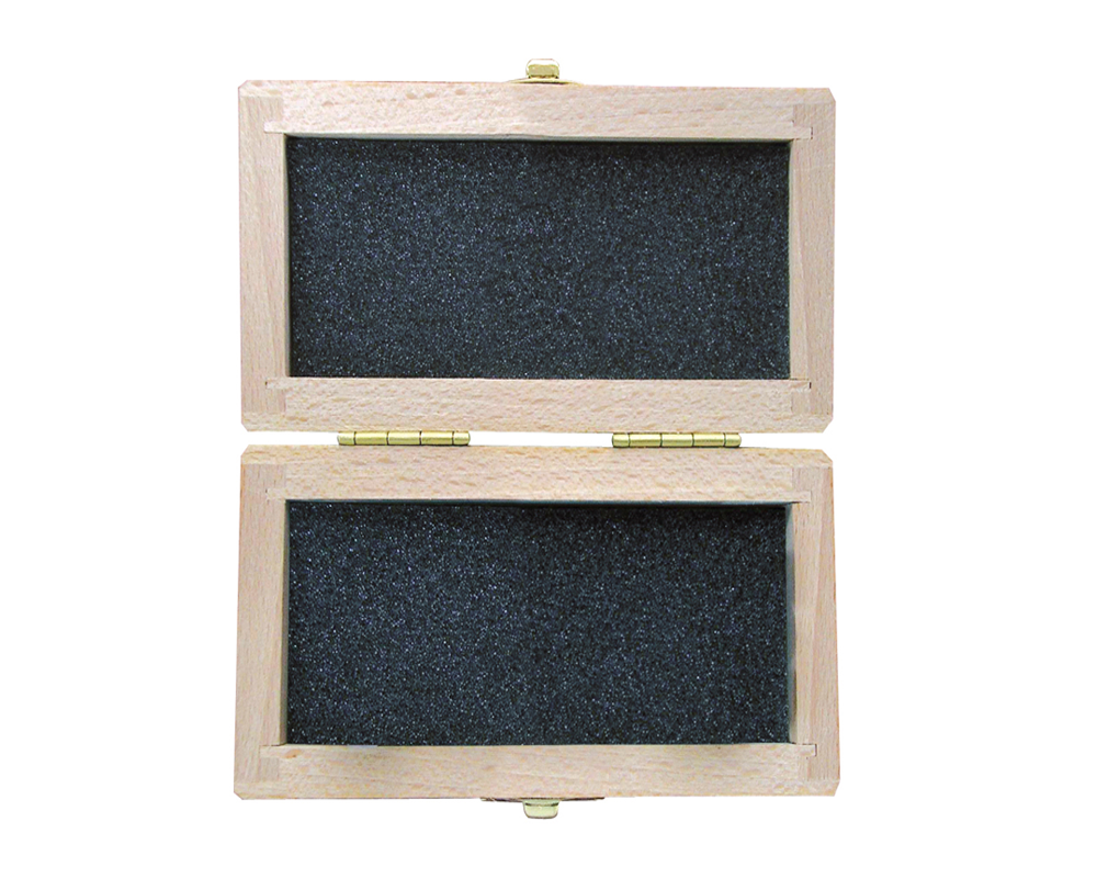 Wooden box for ULTRA external micrometer 2027511