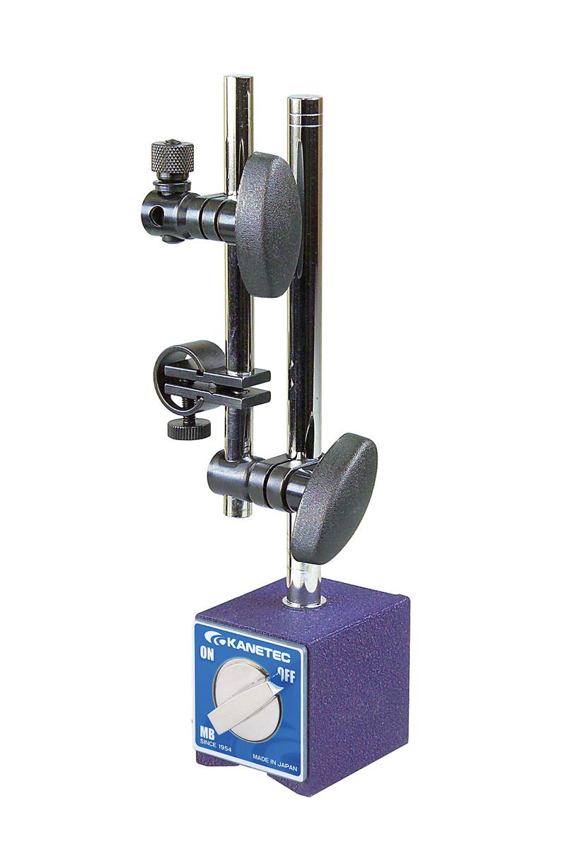 Magnetický stojánek pro úchylkoměr Ø 6 a 8 mm / 800 N