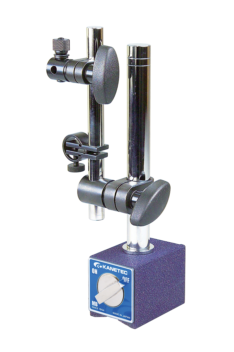 Magnetic stand for dial indicator Ø 6 & 8 mm / 1000 N