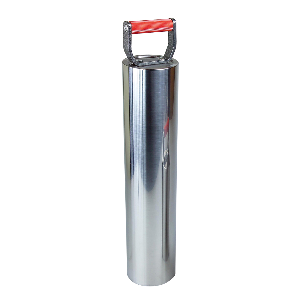 Steel cylindrical square Ø90x400 / ±3 µm