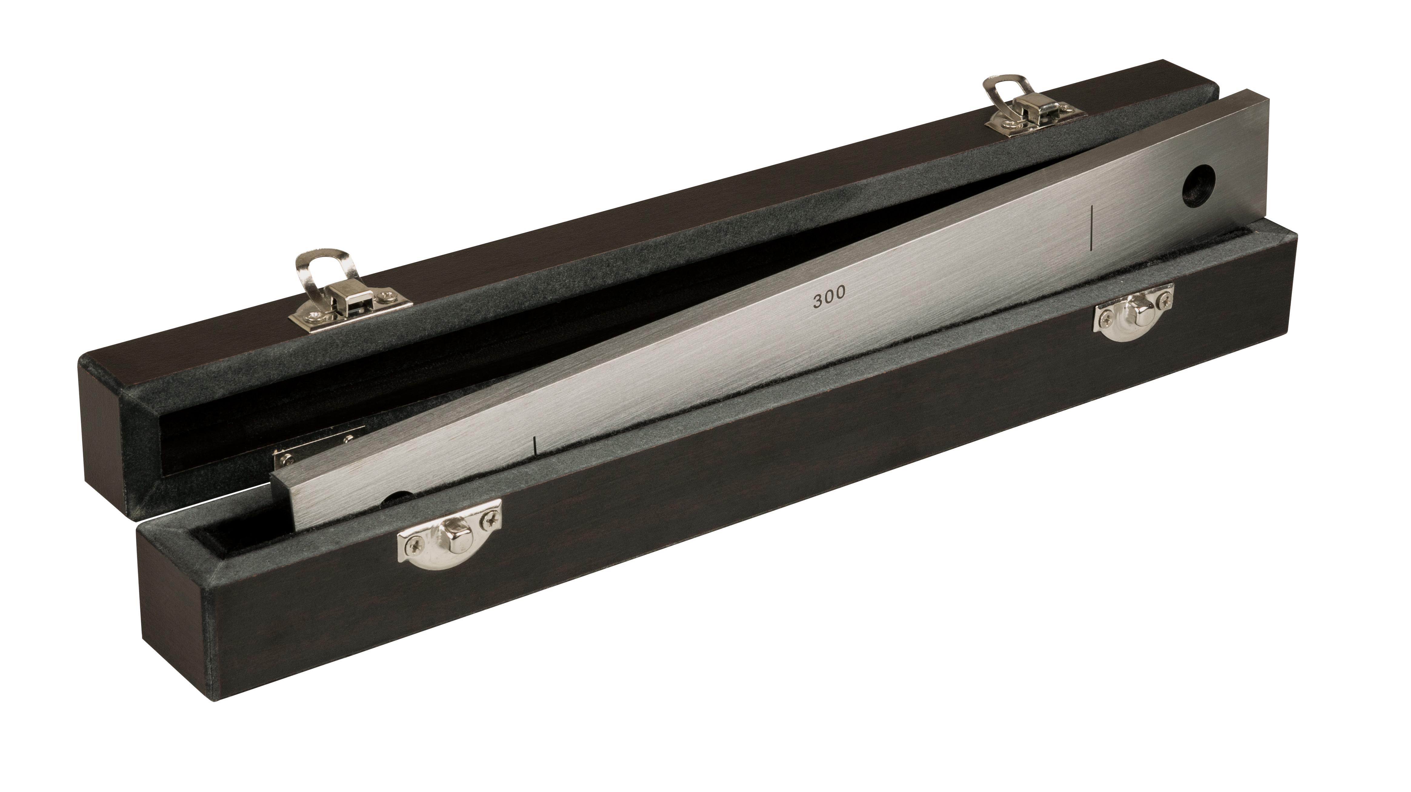 Koncová měrka ocelová 400mm ISO 3650/2