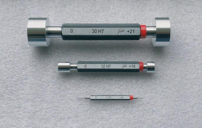 Plug gauge 2 H7