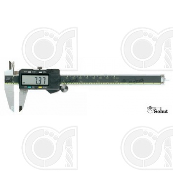 907.547 Digital caliper 0-200mm, ABS button
