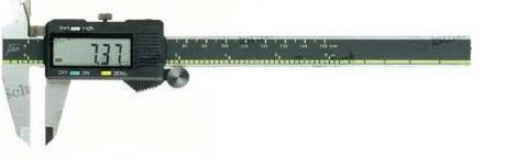 Digital caliper 0-150/0,01mm DIN 862