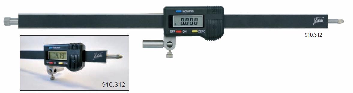Digital indicators 0-100 mm