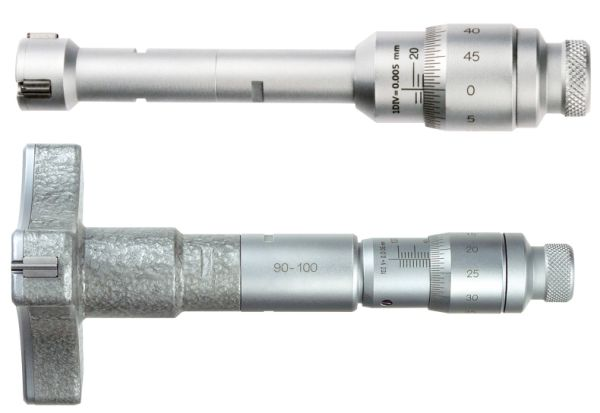 Three-point internal micrometer 16-20 mm