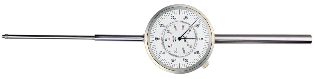 Dial indicator 80/100x0.01 mm