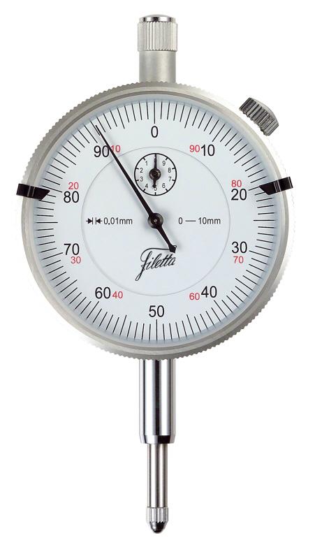 Dial indicator 60/3x0.01 mm